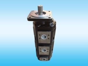 Triple Hydraulic Pump